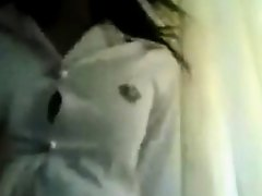 Cute Student Riding On top
