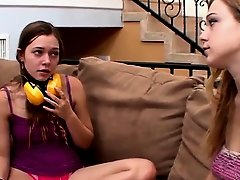 Teen seduces step sister