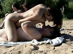 Sex on the Beach. Voyeur Video 121