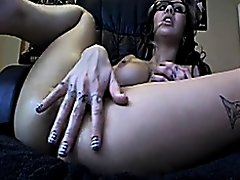Great masturbation on a webcam show