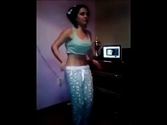 Turkish teen elif hot dance oryantel