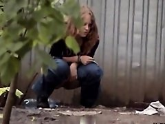 Girls Pissing voyeur video 267