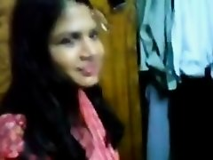 Youthful college gal sexy sex with her senior