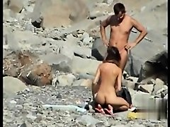 Sex on the Beach. Voyeur Video 10
