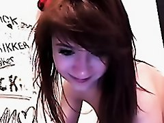 really nice hot girlfriend with nice body on webcam